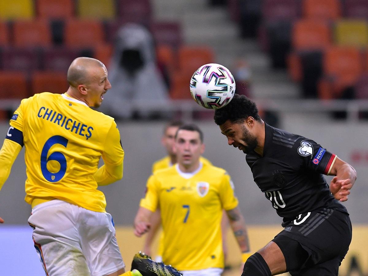 România pierde la limită cu Germania al doilea meci din grupele de calificare pentru Mondialul din Qatar