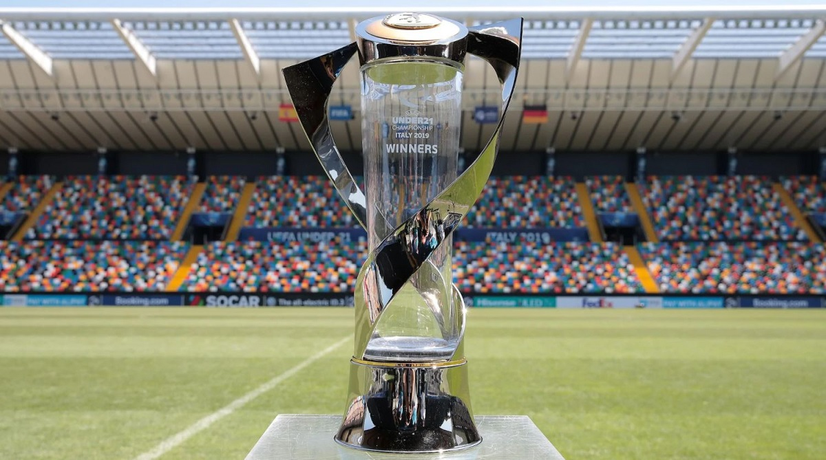 Naționala României U21 la Campionatul European de Fotbal 2021