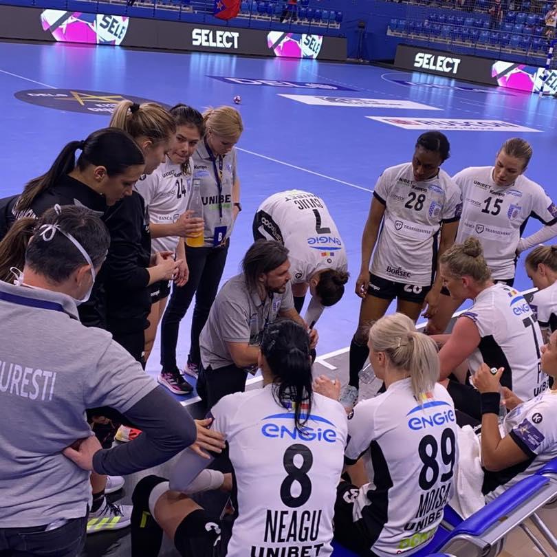 Eșec amar pentru CSM București, acces interzis în EHF Champions League Final 4