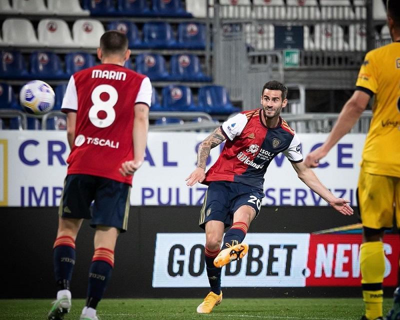 Serie A, etapa XXXI: Parma pierde la Cagliari, după ce avut dublu avans în două rânduri; românii marcatori