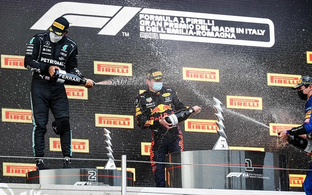 Max Verstappen câștigă Marele Premiu de Formula 1 de la Imola