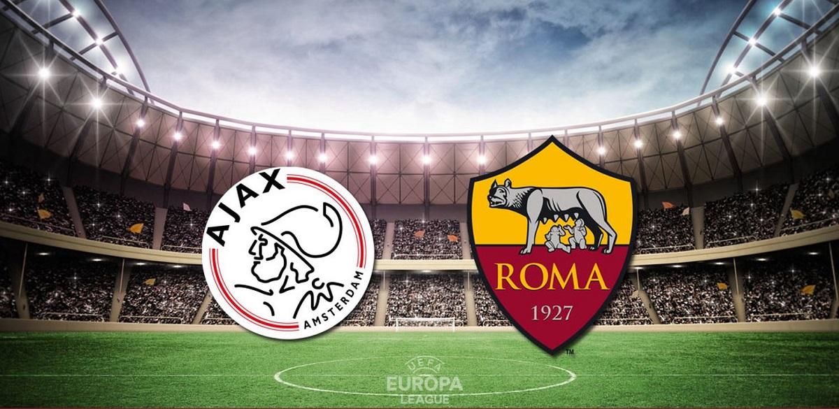 Duel special în sferturile Europa League, Ajax Amsterdam – AS Roma