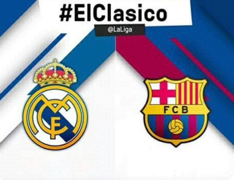 Ziua-Weekendul-Săptămâna-Luna El Clasico, Real Madrid vs FC Barcelona