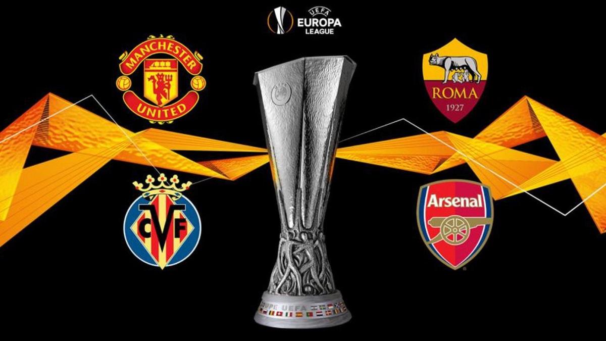 UEFA Europa League, iată semifinalistele și calendarul meciurilor
