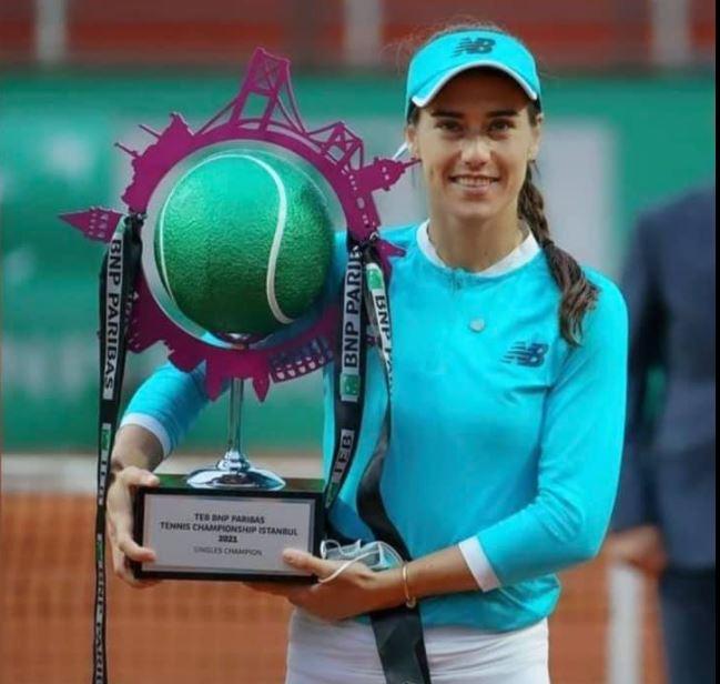 Sorana Cîrstea a câștigat turneul WTA250 de la Istanbul