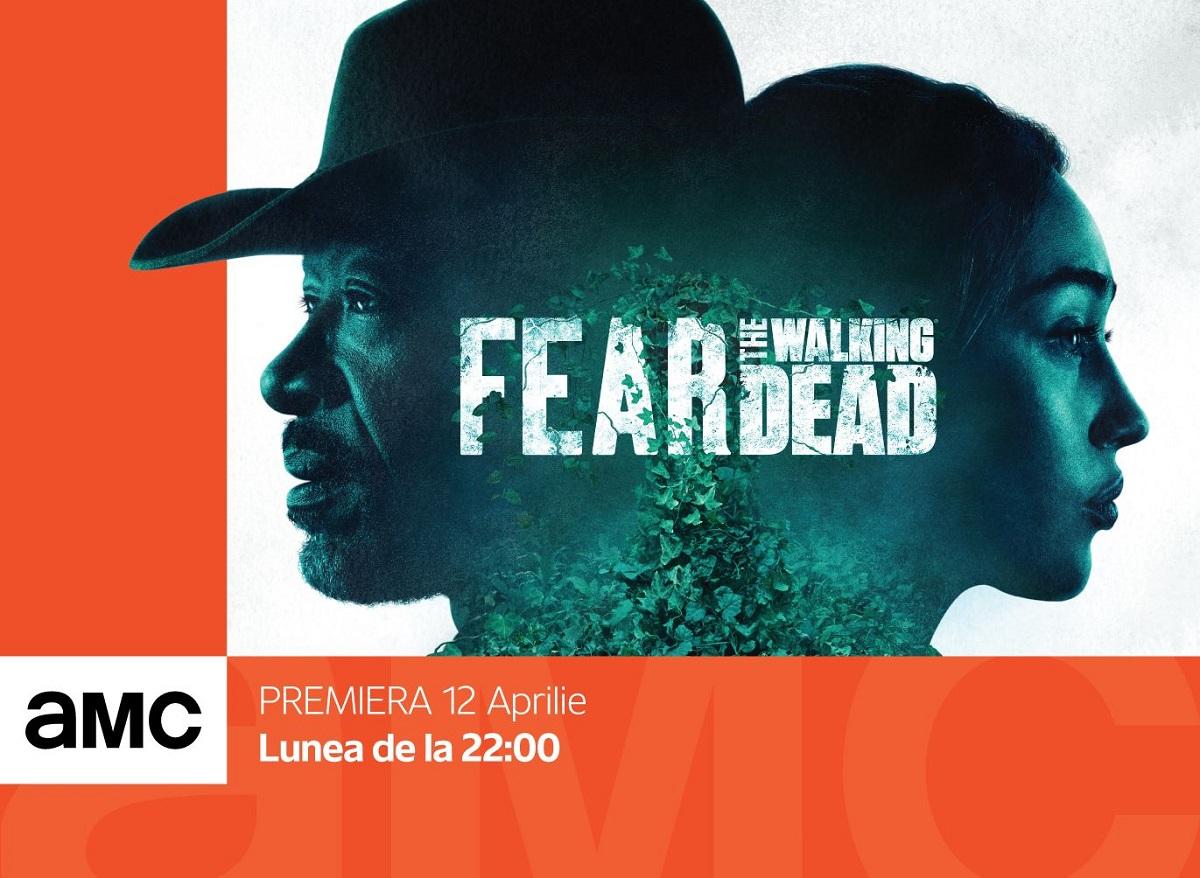 """(P) Episoade fresh """"Fear The Walking Dead"""" te așteaptă pe AMC în fiecare luni seara"""