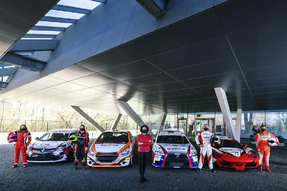 UniCredit Leasing oficializează echipa pentru al cincilea sezon în motorsportul românesc