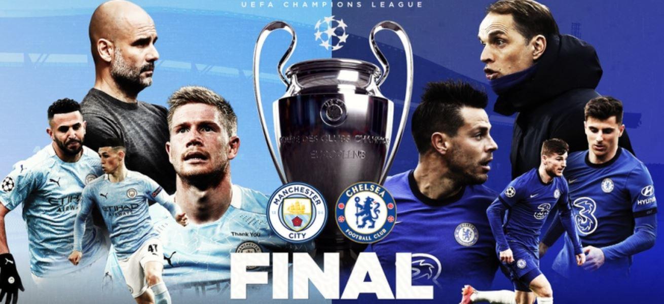 Manchester City – Chelsea este finala UEFA Champions League din acest an