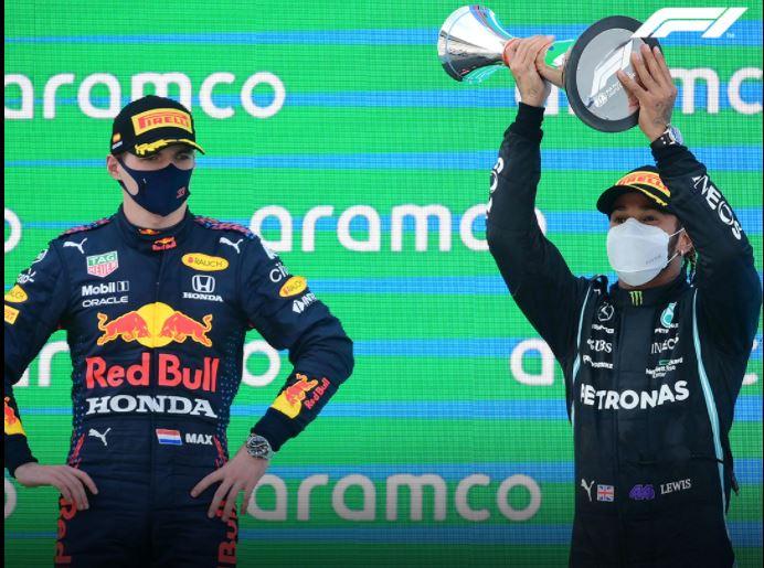 A treia victorie a sezonului de Formula 1 pentru Hamilton, în Spania
