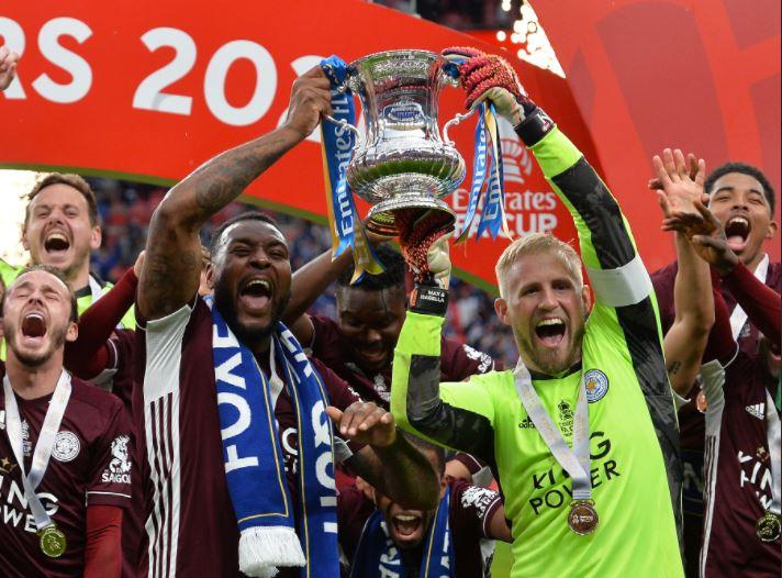 Leicester a câștigat Cupa Angliei pentru prima oară în istoria clubului
