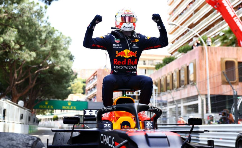 Victorie imensă pentru Max Verstappen la Monaco