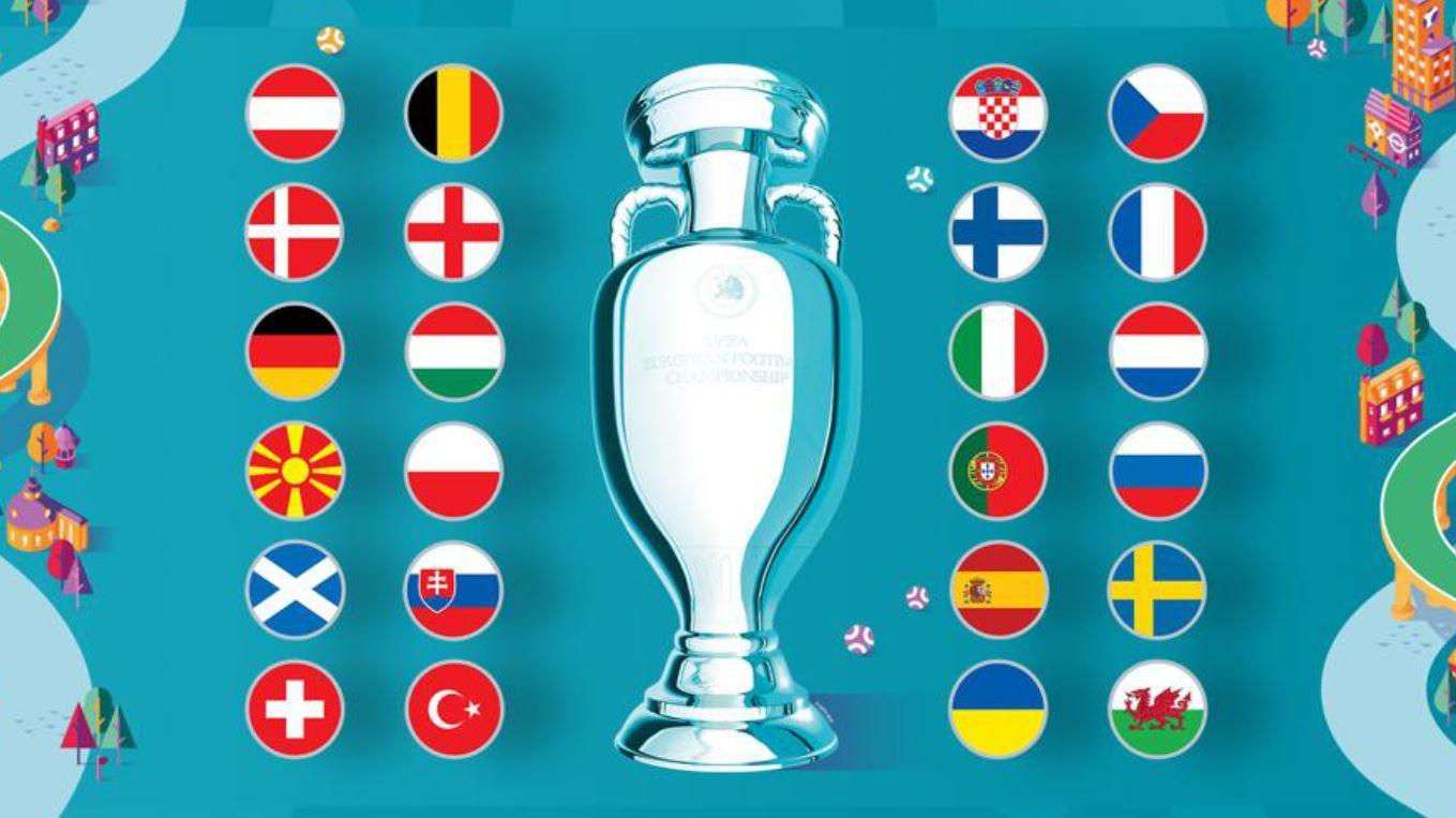 Azi începe Campionatul European de Fotbal 2020, în 2021