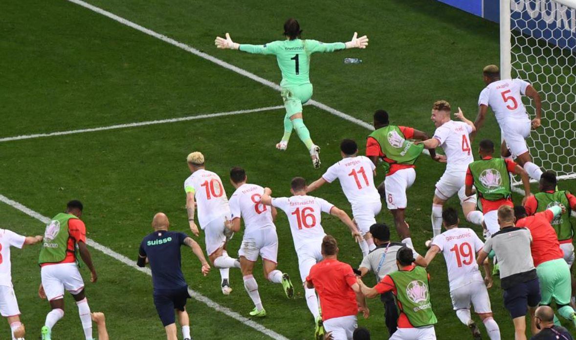 Franța, Portugalia și Olanda părăsesc Campionatul European de Fotbal în optimi