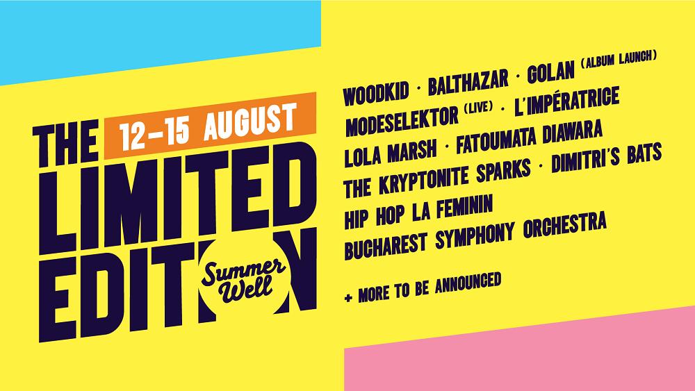 Summer Well revine în 2021 cu 4 zile de festival și un nou concept: The Limited Edition
