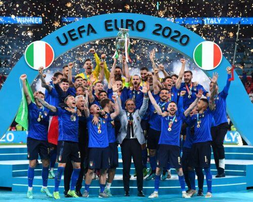 Italia este noua campioană a Europei