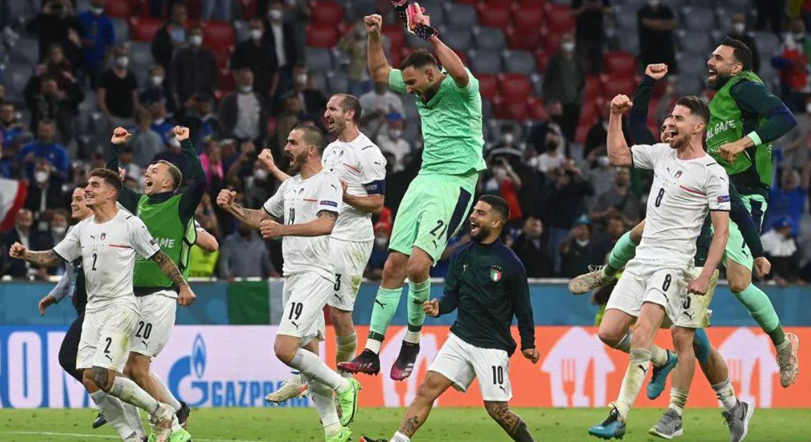 Spania vs Italia este prima semifinală de la Euro 2020