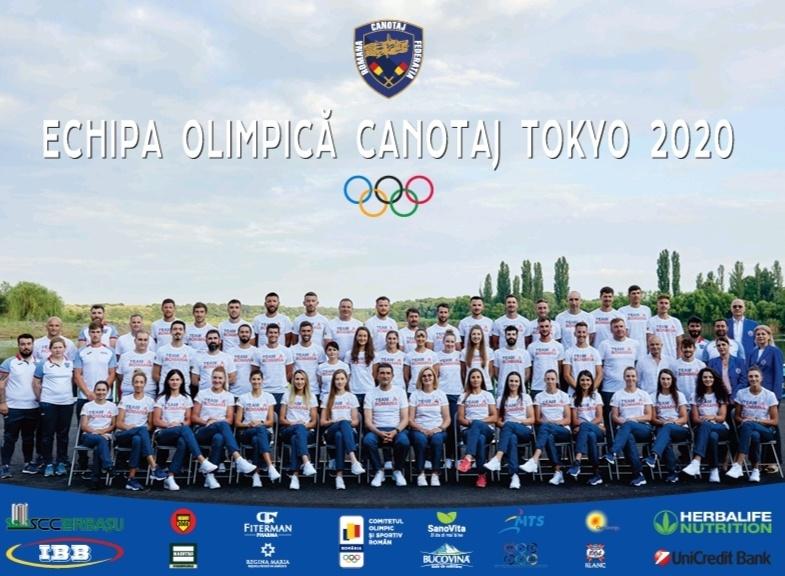 3 medalii pentru canotorii români la Jocurile Olimpice de la Tokyo 2020