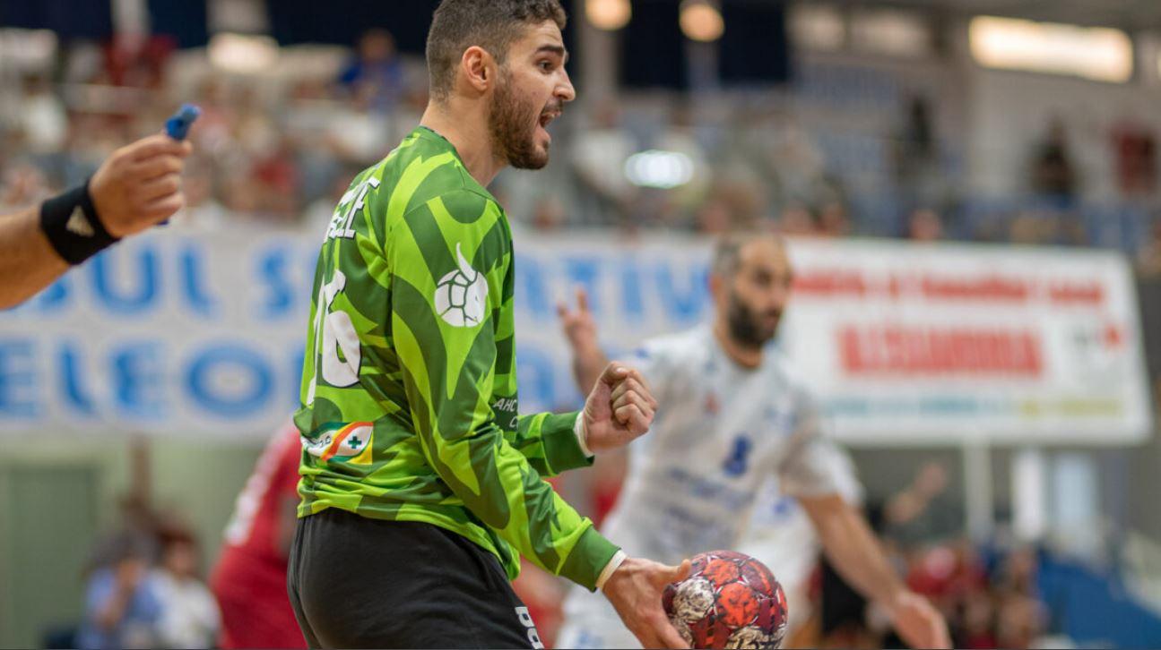 Dobrogea Sud învinge CSM Bucureşti, 21-19, în derby-ul din Liga Zimbrilor la handbal masculin
