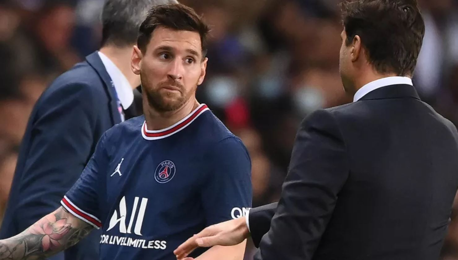 PSG bate Lyon și e primul în clasament, dar Pochettino îl supără pe Messi